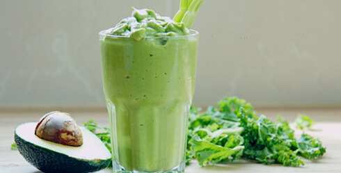 Revitalizing – Energy Green Smoothie